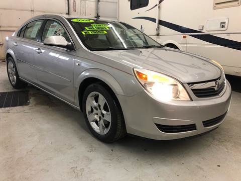 2008 Saturn Aura for sale at LA Auto & RV Sales and Service in Lapeer MI