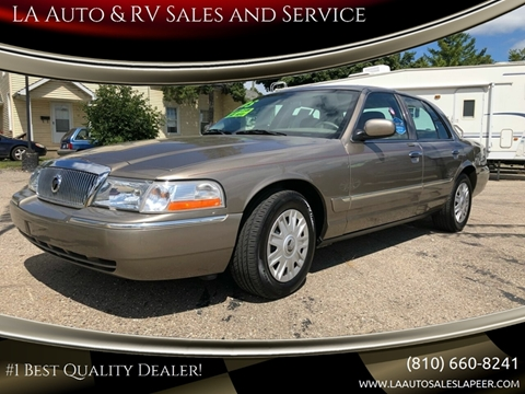 LA Auto & RV Sales and Service - Used Cars - Lapeer MI Dealer