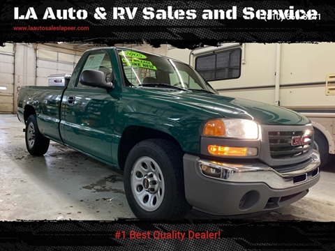 2005 GMC Sierra 1500 for sale in Lapeer, MI
