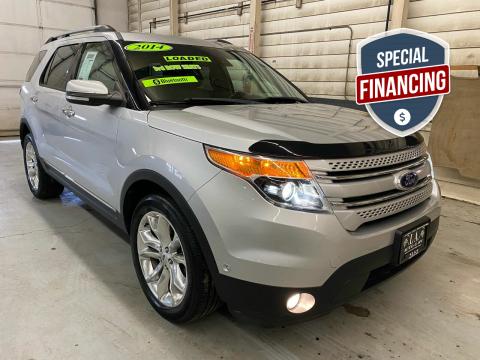 2014 Ford Explorer for sale at LA Auto & RV Sales and Service in Lapeer MI