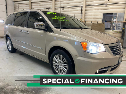 2013 Chrysler Town and Country for sale at LA Auto & RV Sales and Service in Lapeer MI