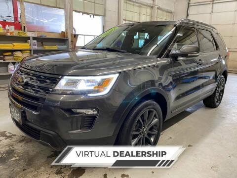 2018 Ford Explorer for sale at LA Auto & RV Sales and Service in Lapeer MI