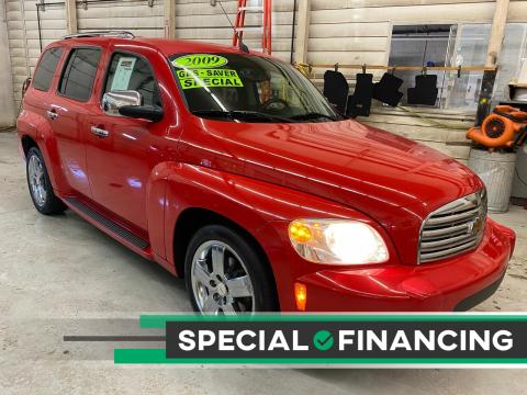 2009 Chevrolet HHR for sale at LA Auto & RV Sales and Service in Lapeer MI