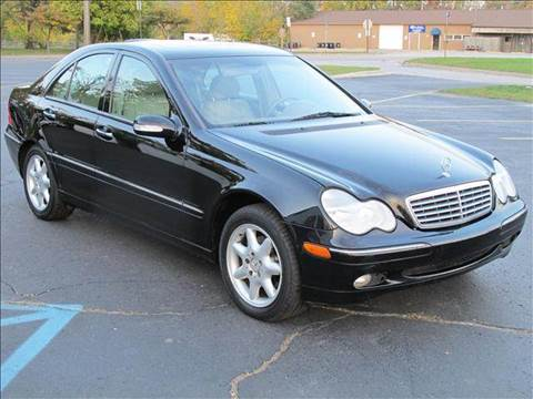 2003 Mercedes-Benz C-Class for sale at LA Auto & RV Sales and Service in Lapeer MI