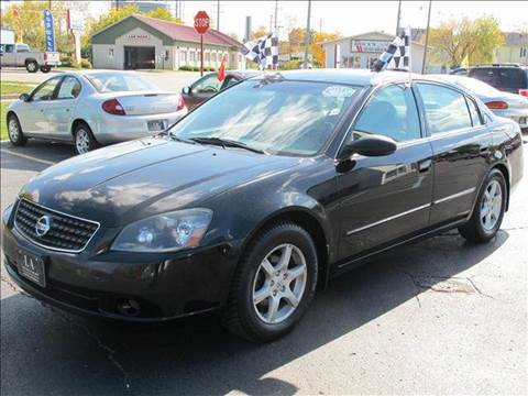 2005 Nissan Altima for sale at LA Auto & RV Sales and Service in Lapeer MI