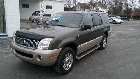 2004 Mercury Mountaineer for sale at LA Auto & RV Sales and Service in Lapeer MI