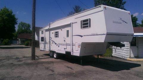 1999 Dutchmen CLASSIC  for sale in Lapeer, MI