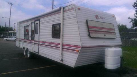 1993 Jayco 30' BUNK HOUSE for sale at LA Auto & RV Sales and Service in Lapeer MI