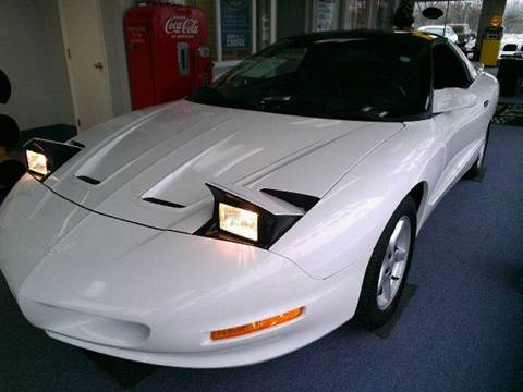1996 Pontiac Firebird for sale at LA Auto & RV Sales and Service in Lapeer MI