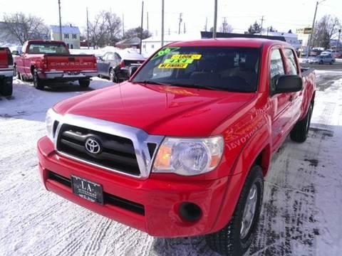 2006 Toyota Tacoma for sale at LA Auto & RV Sales and Service in Lapeer MI