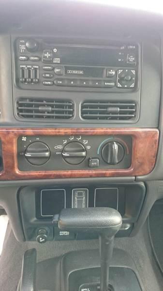 1998 Jeep Grand Cherokee 4dr Special Edition 4WD SUV - Lapeer MI