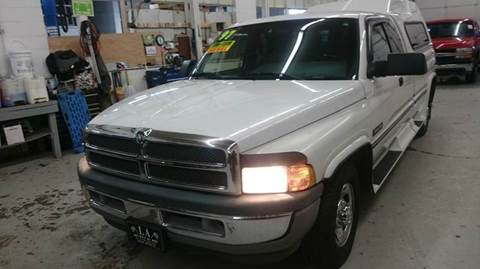 1997 Dodge Ram Pickup 2500 for sale at LA Auto & RV Sales and Service in Lapeer MI