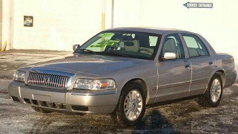 2011 Mercury Grand Marquis for sale at LA Auto & RV Sales and Service in Lapeer MI