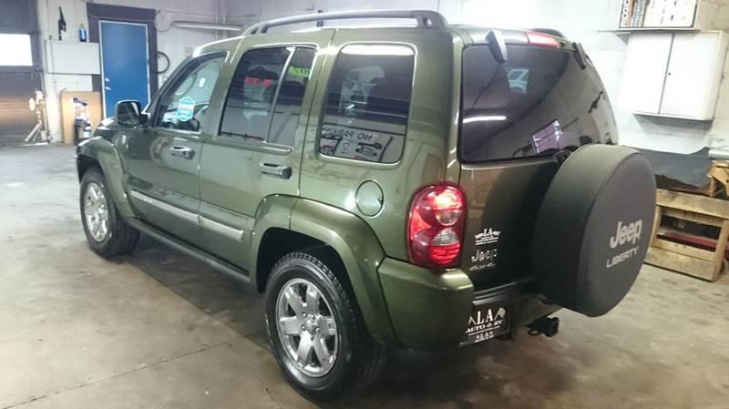 2007 Jeep Liberty Sport 4dr SUV 4WD - Lapeer MI