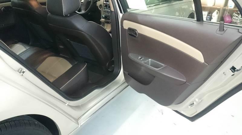 2010 Chevrolet Malibu LTZ 4dr Sedan - Lapeer MI