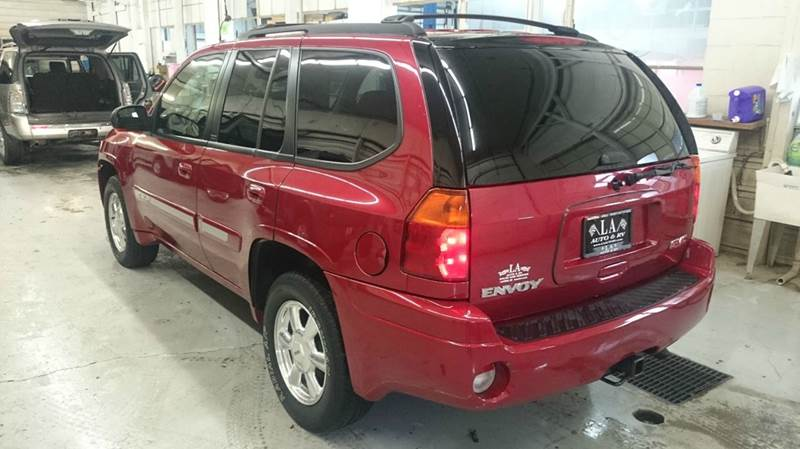 2004 GMC Envoy SLE 4WD 4dr SUV - Lapeer MI