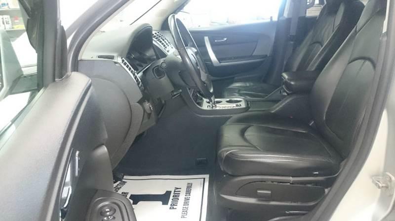 2011 GMC Acadia AWD SLT-1 4dr SUV - Lapeer MI