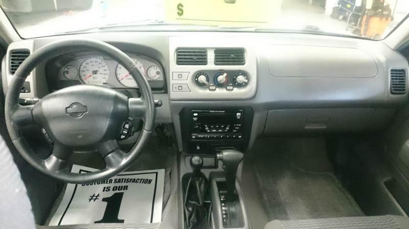 2001 Nissan Xterra 4dr SE 4WD SUV - Lapeer MI