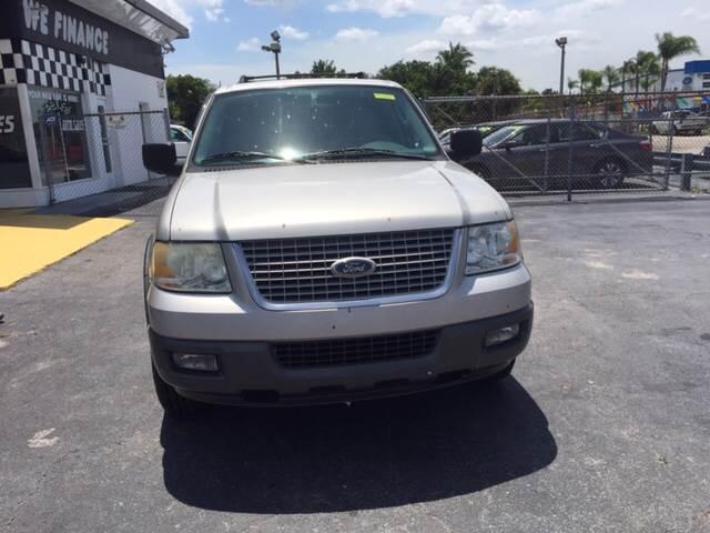 2005 Ford Expedition XLT 4dr SUV - West Palm Beach FL