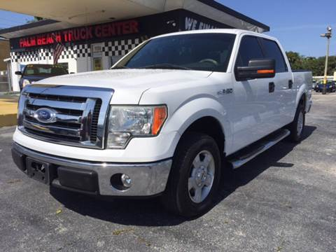 2010 Ford F-150 for sale in West Palm Beach, FL