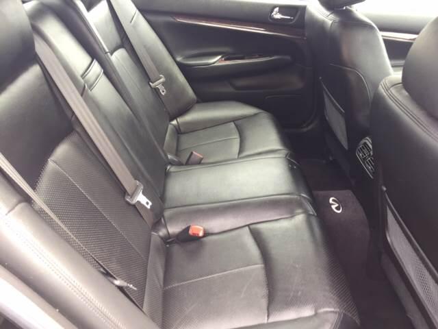 2010 Infiniti G37 Sedan 4dr Sedan - West Palm Beach FL