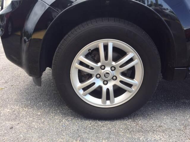 2009 Mercury Mariner AWD Premier V6 4dr SUV - West Palm Beach FL
