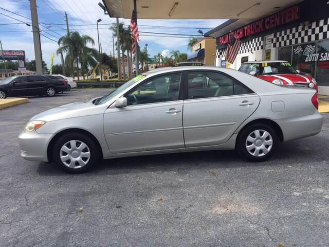 2003 Toyota Camry LE 4dr Sedan - West Palm Beach FL
