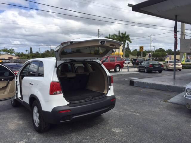 2011 Kia Sorento LX 4dr SUV - West Palm Beach FL