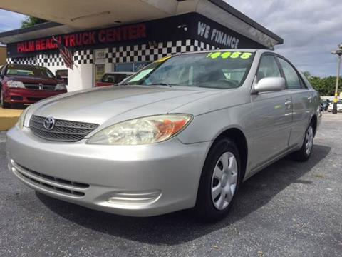2003 Toyota Camry for sale in West Palm Beach, FL