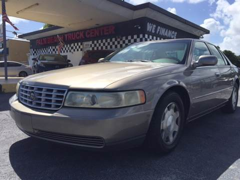 2000 Cadillac Seville for sale in West Palm Beach, FL