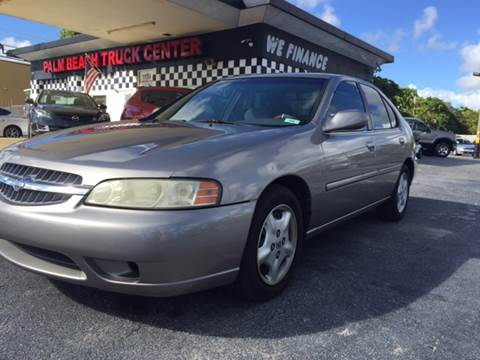 2000 Nissan Altima for sale in West Palm Beach, FL