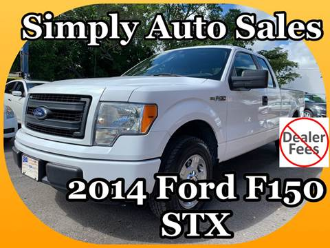 2014 Ford F150 For Sale >> Ford F 150 For Sale In Palm Beach Gardens Fl Simply Auto