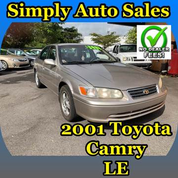 2001 Toyota Camry for sale in Palm Beach Gardens, FL
