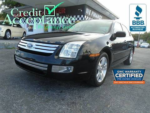 2006 Ford Fusion for sale in West Palm Beach, FL