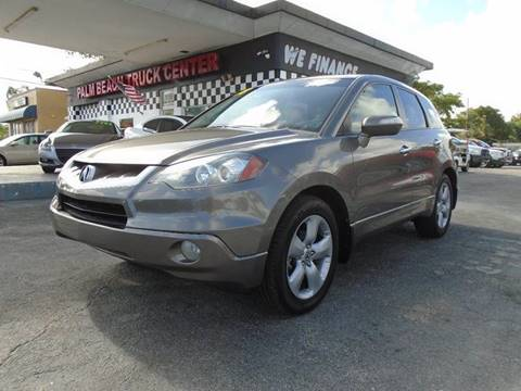 2008 Acura RDX for sale in West Palm Beach, FL