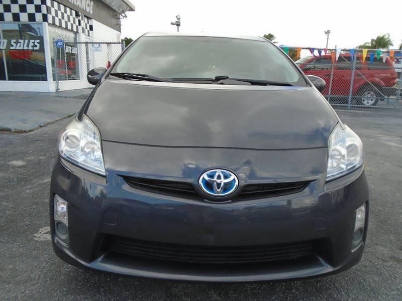 2011 Toyota Prius II 4dr Hatchback - West Palm Beach FL