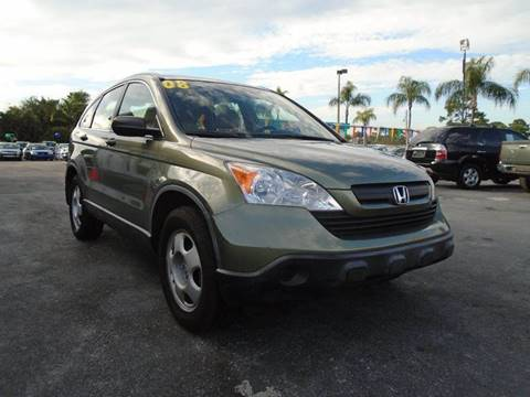 2008 Honda CR-V for sale in West Palm Beach, FL