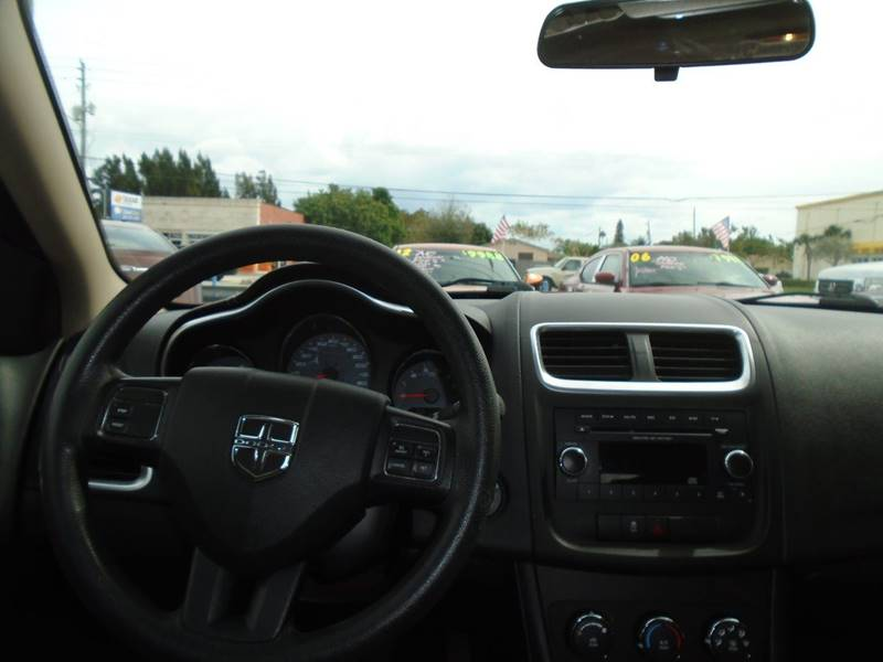 2014 Dodge Avenger SE 4dr Sedan - West Palm Beach FL