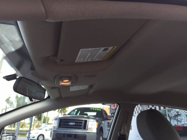 2013 Ford Fiesta SE 4dr Sedan - West Palm Beach FL