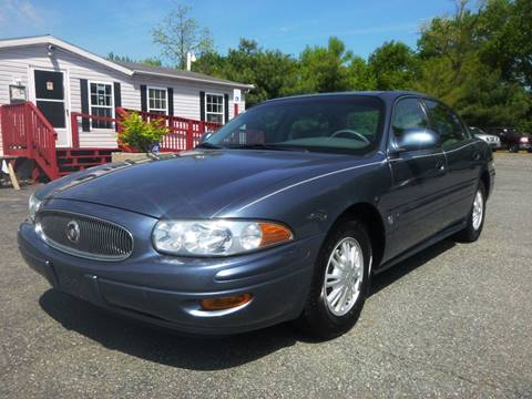 2002 Buick LeSabre for sale at Shepherd Auto Sales in Joppa MD