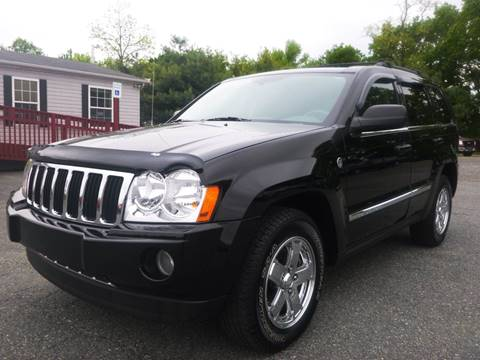 2006 Jeep Grand Cherokee for sale at Shepherd Auto Sales in Joppa MD