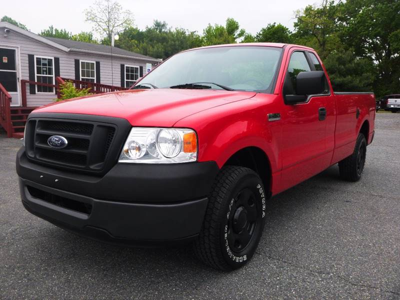 2007 Ford F-150 for sale at Shepherd Auto Sales in Joppa MD