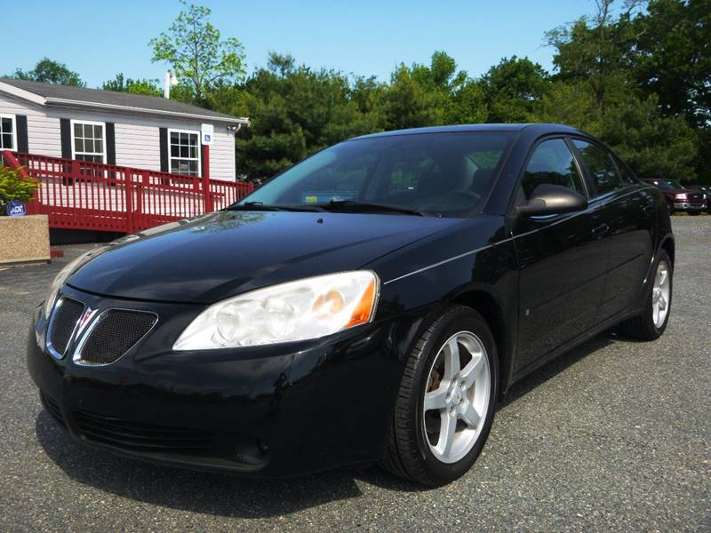 2007 Pontiac G6 for sale at Shepherd Auto Sales in Joppa MD