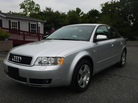 2005 Audi A4 for sale at Shepherd Auto Sales in Joppa MD