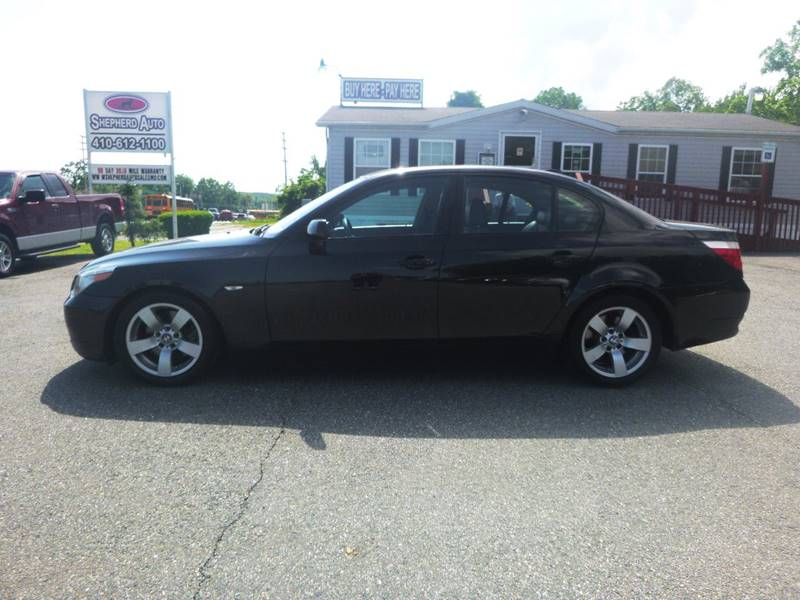 2004 BMW 5 Series for sale at Shepherd Auto Sales in Joppa MD