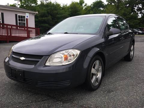 2008 Chevrolet Cobalt for sale at Shepherd Auto Sales in Joppa MD