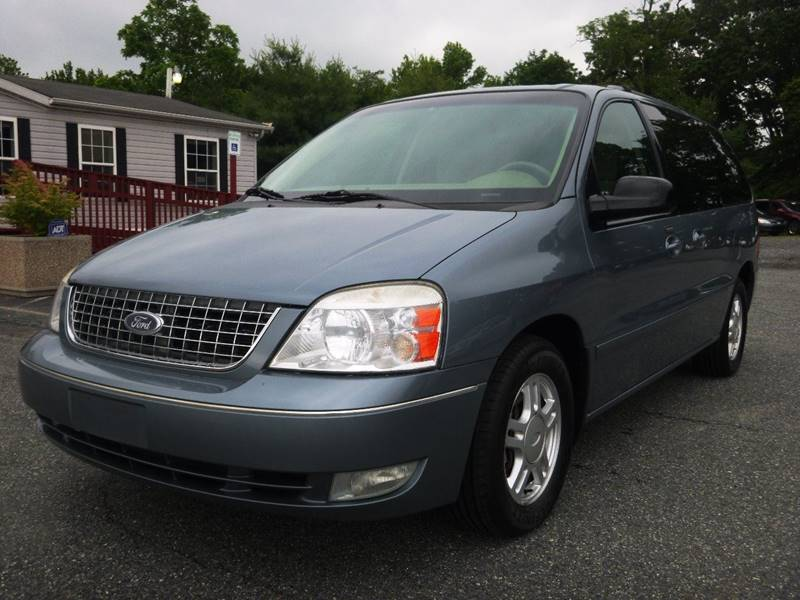 2004 Ford Freestar for sale at Shepherd Auto Sales in Joppa MD