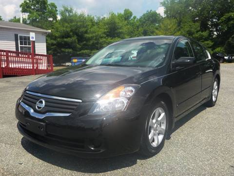 2009 Nissan Altima for sale at Shepherd Auto Sales in Joppa MD