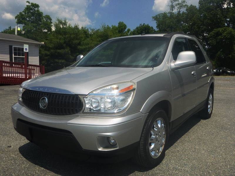 2006 Buick Rendezvous for sale at Shepherd Auto Sales in Joppa MD