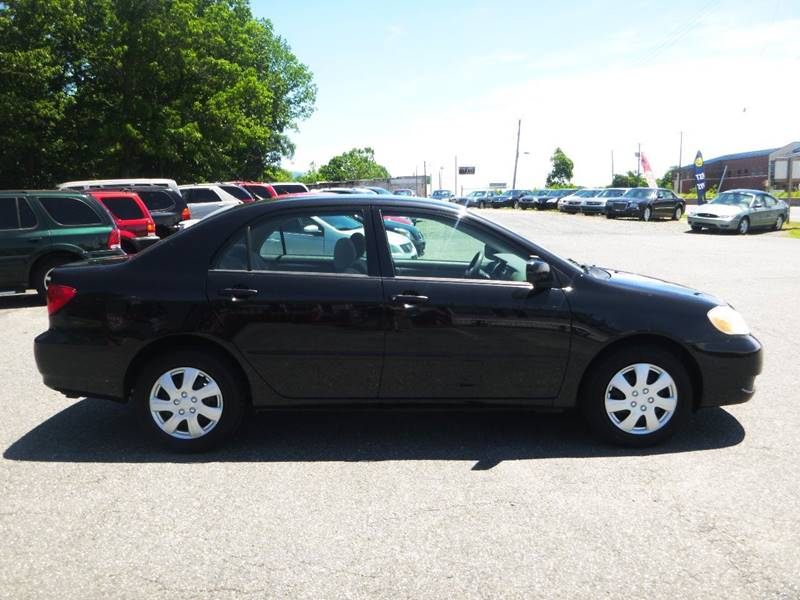 2007 Toyota Corolla for sale at Shepherd Auto Sales in Joppa MD